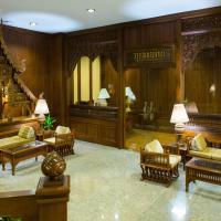 โรงแรมเชียงใหม่ พลาซ่า สัมผัสความเลิศหรูแบบล้านนา พร้อมเติมเต็มทุกความสุข
